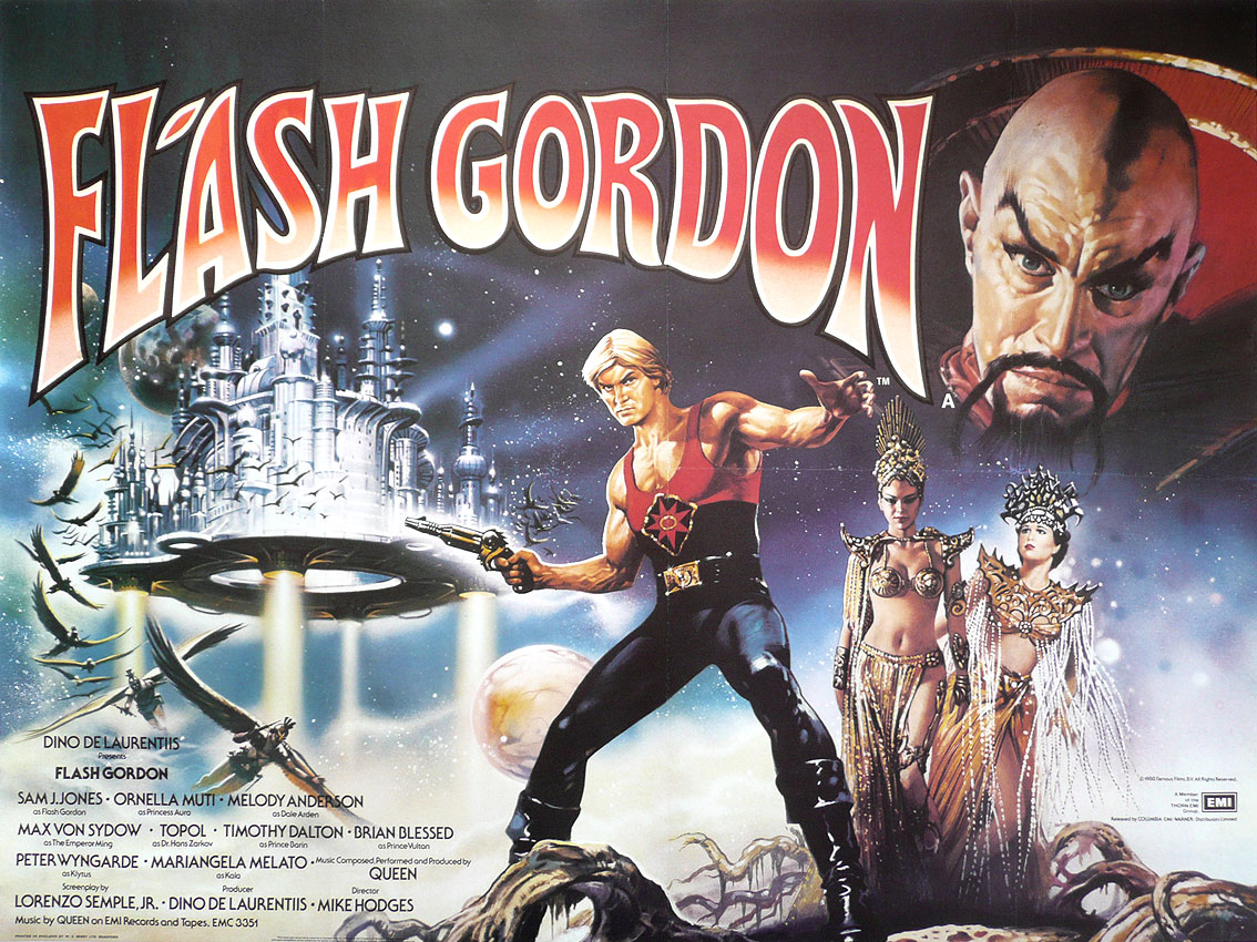 Flash Gordon Film Deutsch