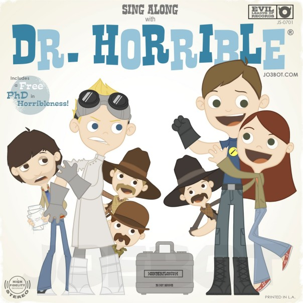 Dr. Horribles Sing Along Blog