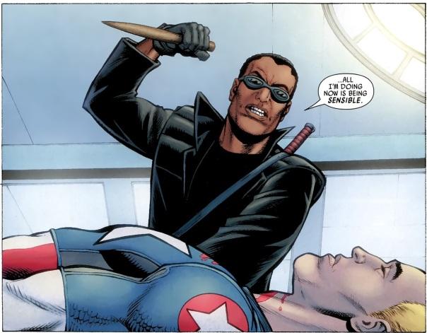 blade avengers