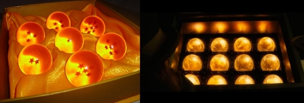 Funnily enough, I didn't realize how much these really did look like Dragonballs until I made this picture.