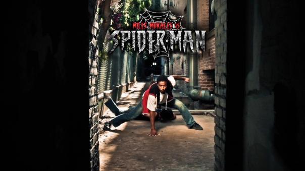 Miles Morales is Spider-Man