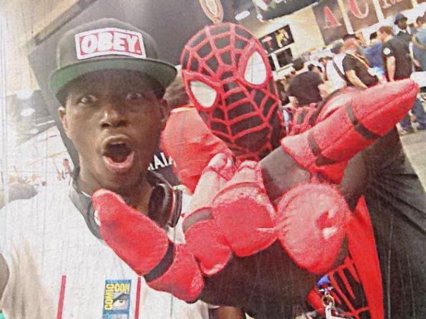 Wuz Good at Comic-Con