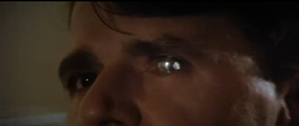 This is the only shot where the eye looks good.