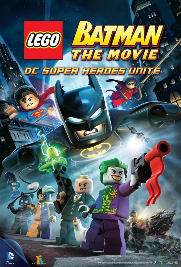 LEGO Batman-TheMovie-DC Superheroes Unite