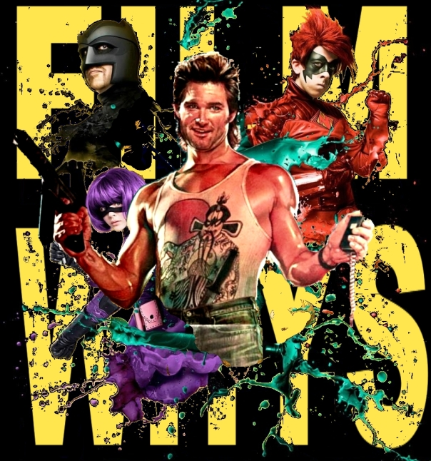9 Big Trouble in Kick Ass