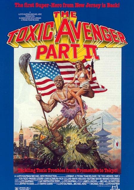 The Toxic Avenger Part 2