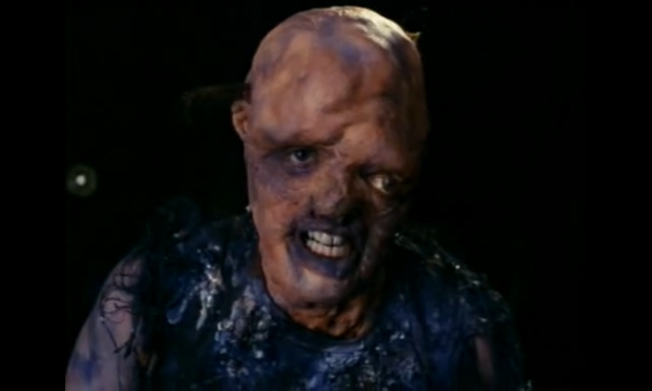 The makeup is decent, but the budget definitely shows. I've seen better on Face Off, but also plenty worse.