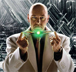 Kevin Spacey as Lex Luthor