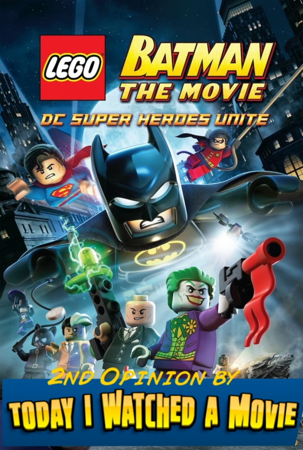 Lego Batman 2nd