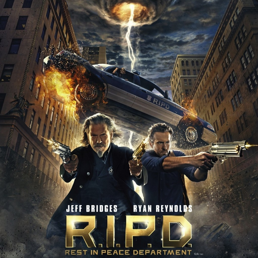 R.I.P.D. | Flights, Tights, and Movie Nights