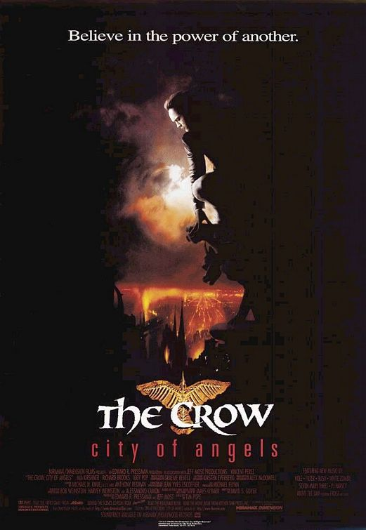 Crow City of Angels