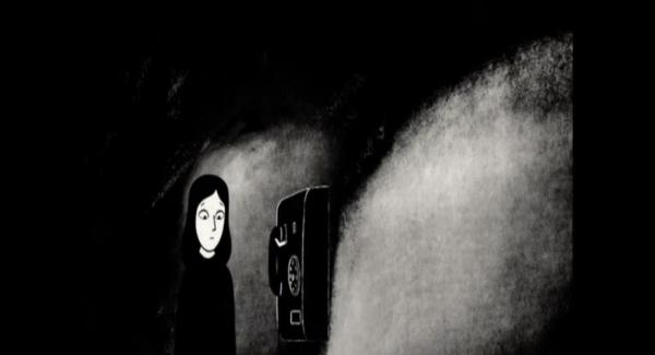 Persepolis shadow