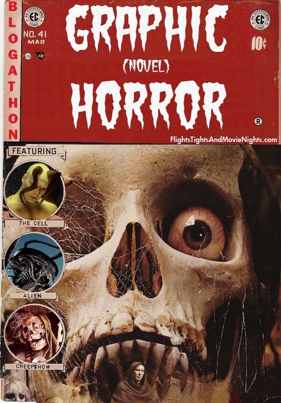 graphic horror blogathon 2