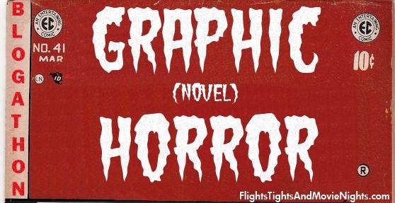 graphic horror blogathon 3