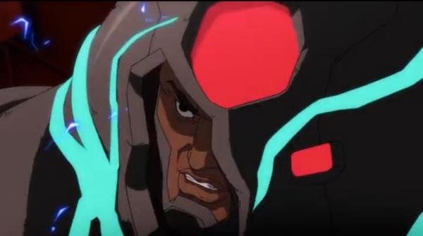 JL War Cyborg