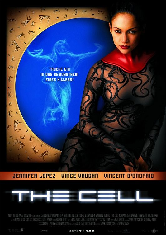 graphic horror the cell flights tights and movie nights