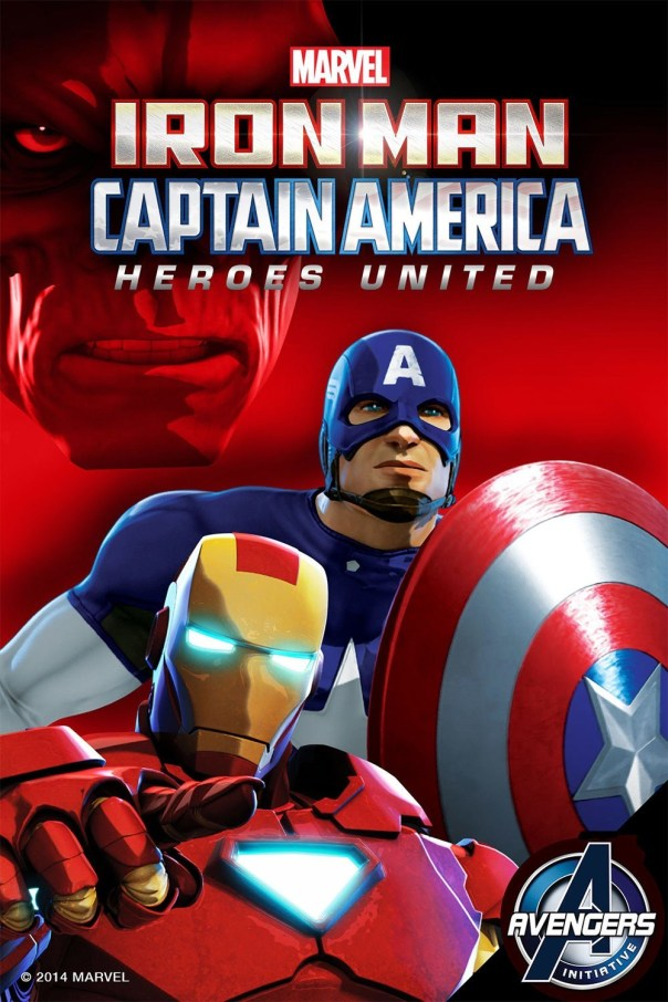 Iron Man and Captain America Heroes United