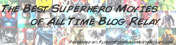 Superhero Movie Relay