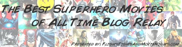 Superhero Movie Relay