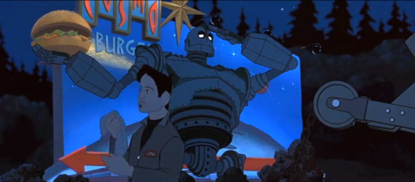 Iron Giant burger