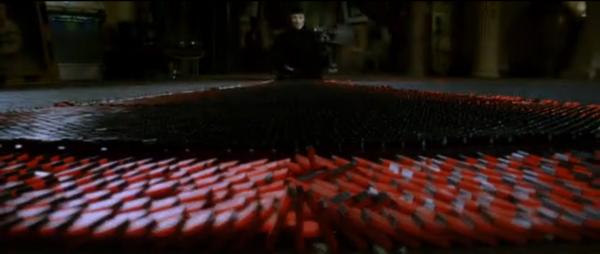 V domino