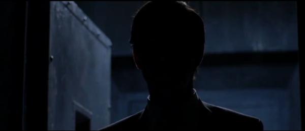 V shadow