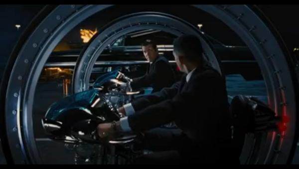 mib3 monocycle