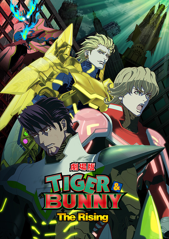 Tiger and Bunny the Rising