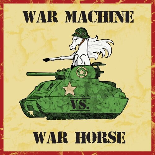 War Machine vs War Horse