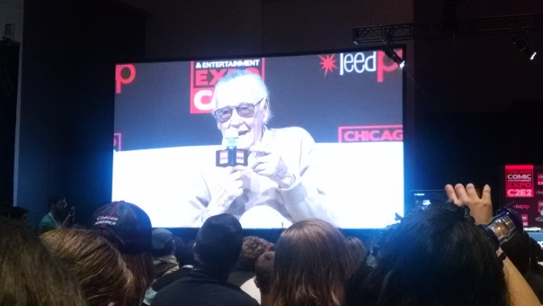 Stan Lee, of course.