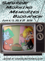 Blogathon: Saturday Morning MemoriesAnnouncement