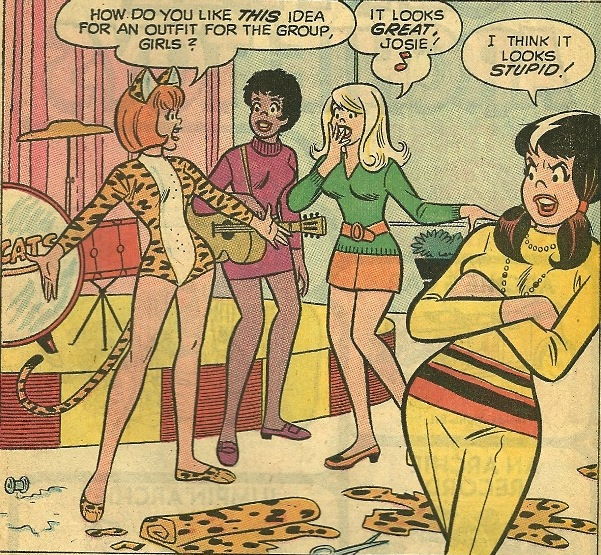 From their first appearance in the comics