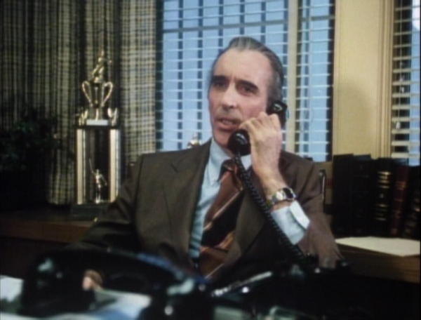 Cap Christopher Lee