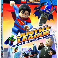 Lego Justice League: Attack of the Legion of Doom