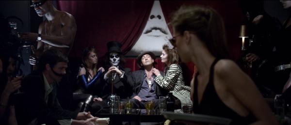 Alter Egos villain party