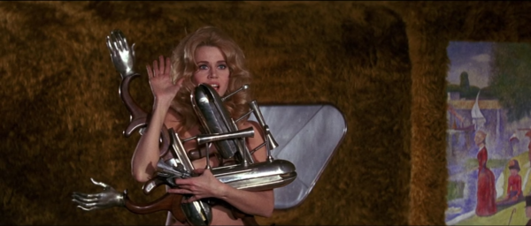 Barbarella Love
