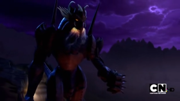 Firebreather Kaiju