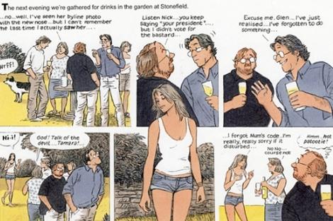 Tamara Drewe comic