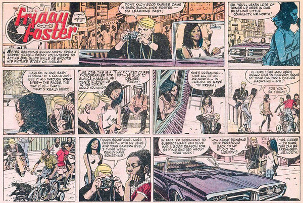 From the original comic strip by Jim Lawrence.