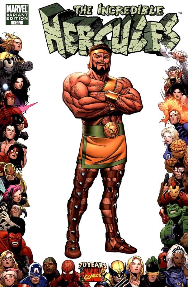 Marvel Hercules