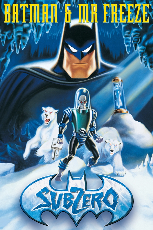Batman and Mr Freeze SubZero
