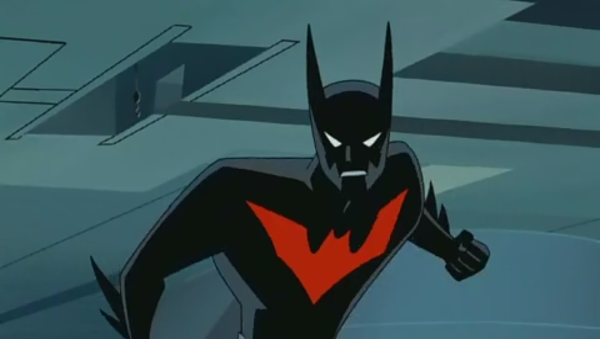 Batman Beyond Terry