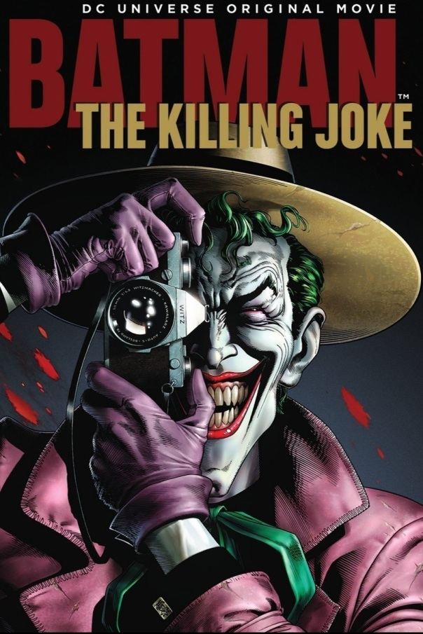 Batman the Killing Joker