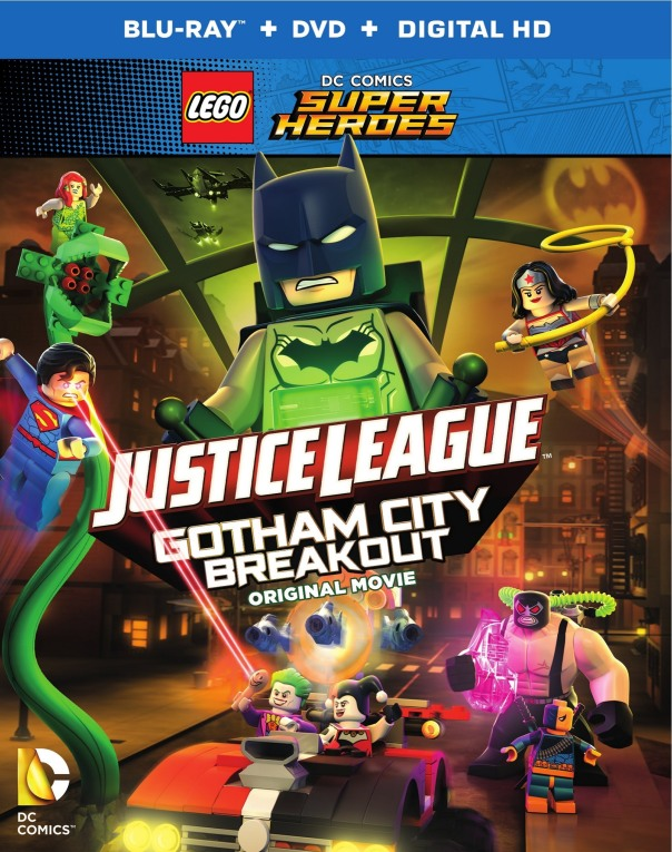 Lego Justice League Gotham City Breakout