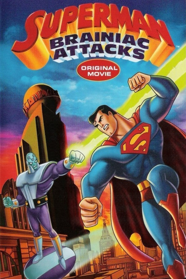 Superman Brainiac Attacks