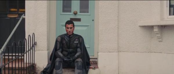 Superbob costume