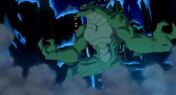 Bat Mutant Croc