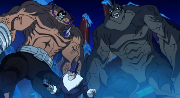 Bat Mutants
