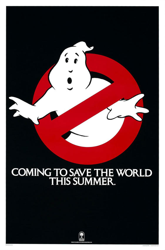 84 Ghostbusters