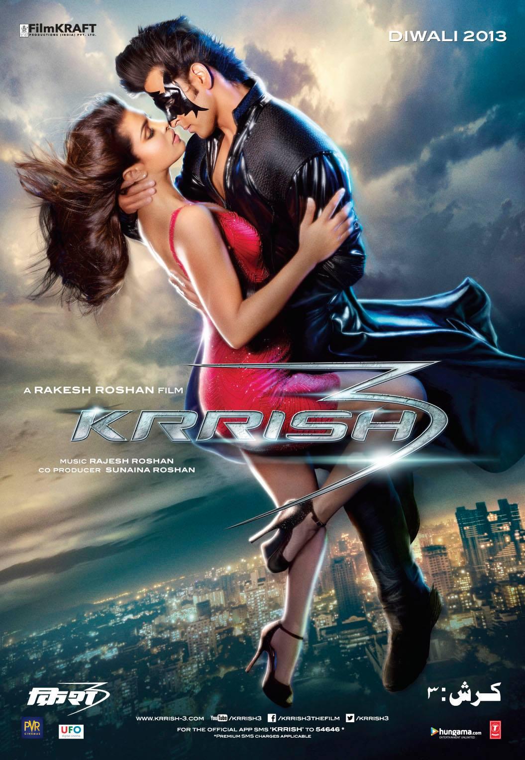 Krrish 3 Flights Tights And Movie Nights